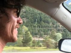 Brennan Driving